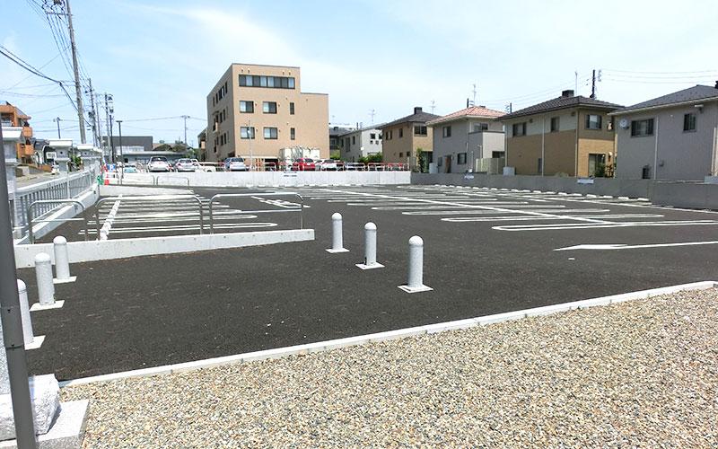坂井神社 駐車場